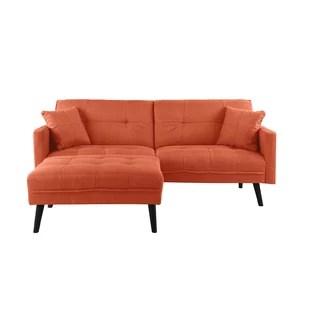 Burnt Orange Sofa Sleeper Www Gradschoolfairs Com