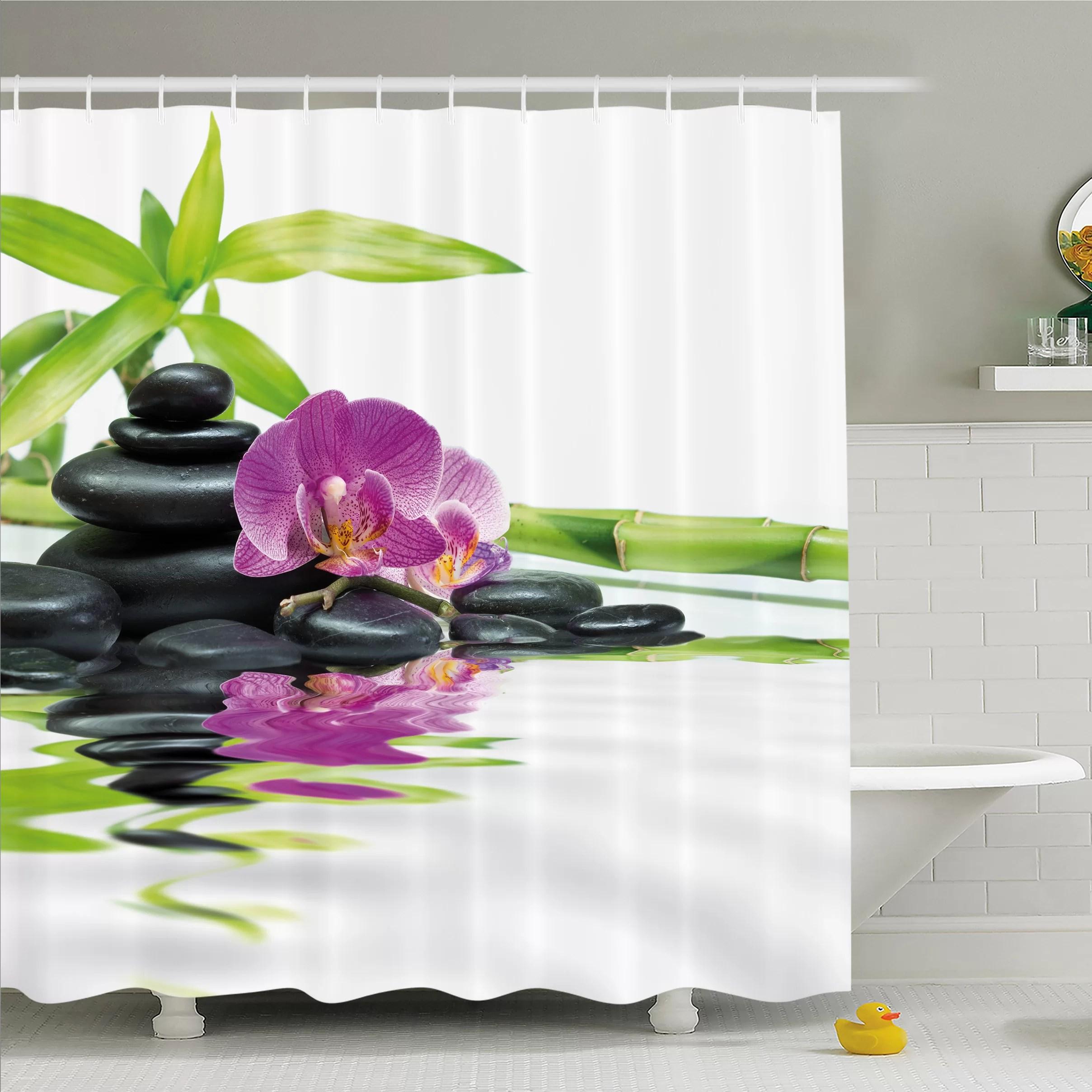 Home Garden Garden Curtains Spa Bathroom Waterproof Fabric