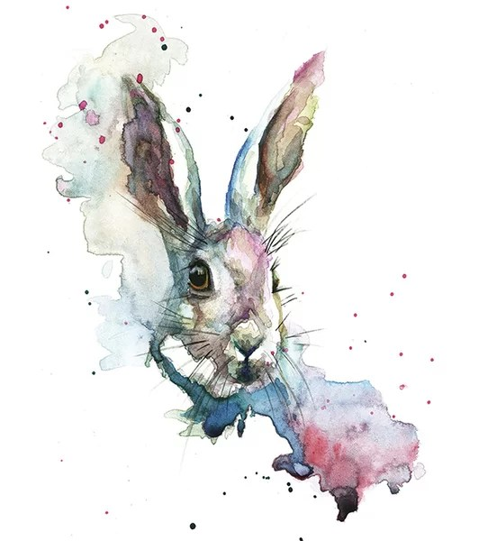 Art Group March Hare Painting Print Amp Reviews Wayfair