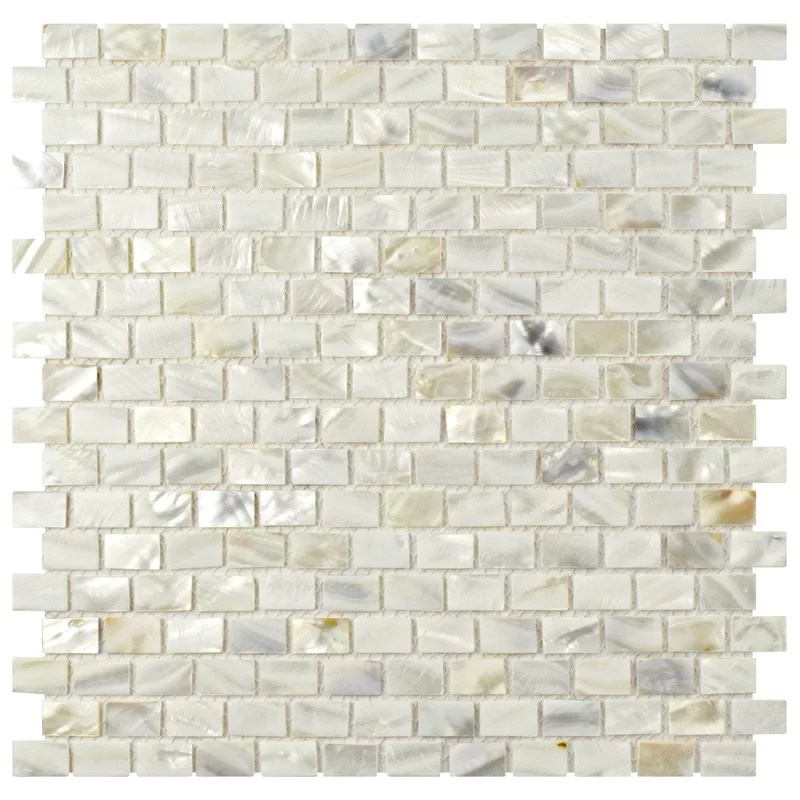 mother of pearl tile the tile home guide