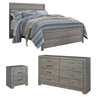 Bedroom Sets You ll Love Rosen Panel Configurable Bedroom Set