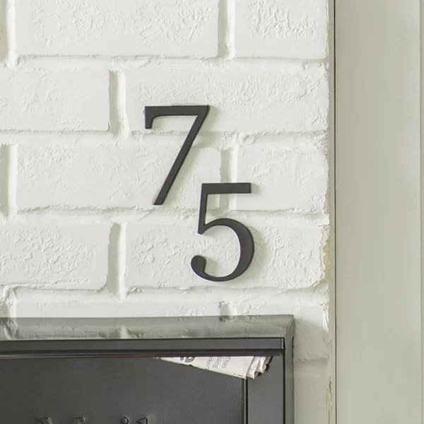 Address Plaques   House Numbers   Joss   Main