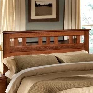 wooden headboards - home design