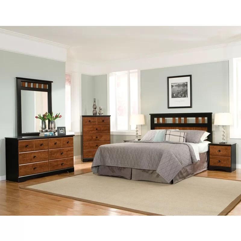 cambridge westminster queen panel 5 piece bedroom set & reviews