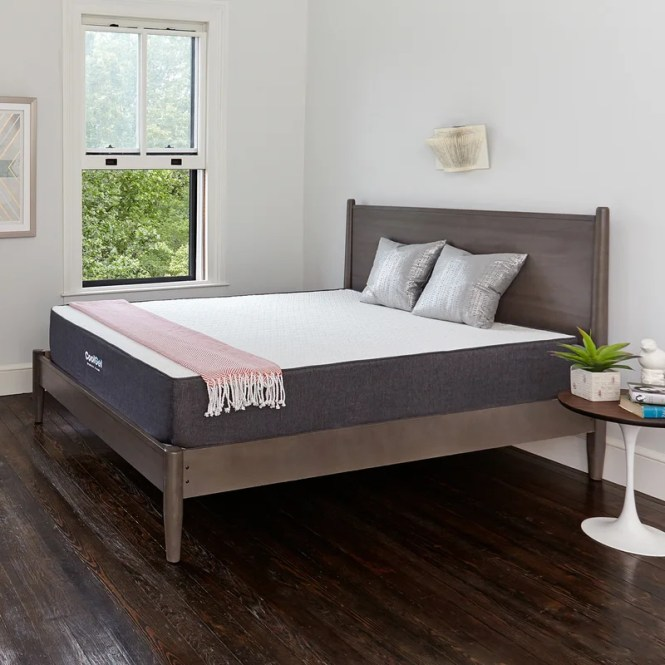 10 Medium Firm Gel Memory Foam Mattress