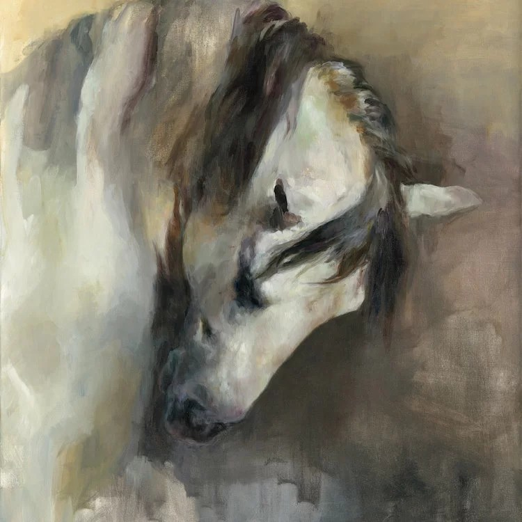 Laurel Foundry Modern Farmhouse Classical Horse Painting