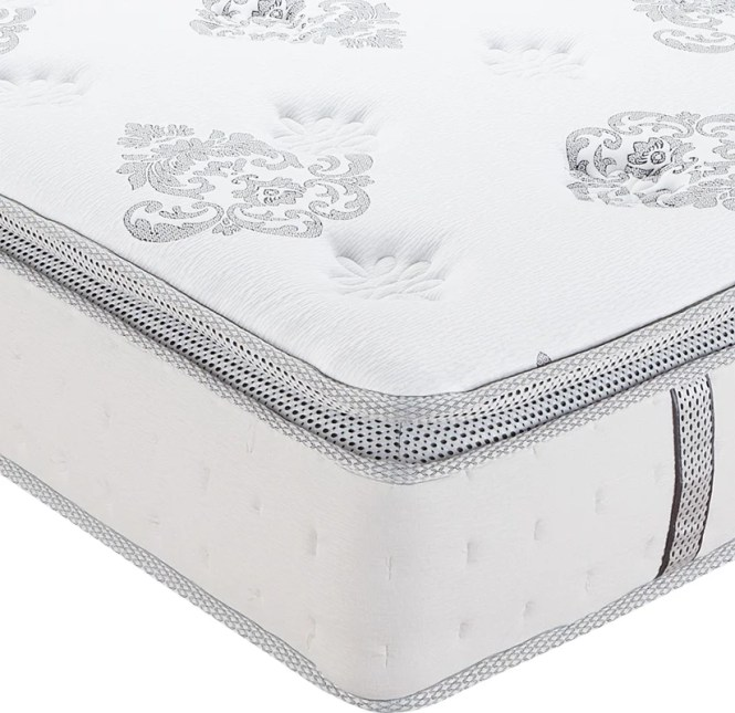 12 Pillow Top Gel Memory Foam Mattress