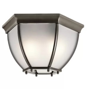 Outdoor Flush Mount Lights You ll Love   Wayfair Save