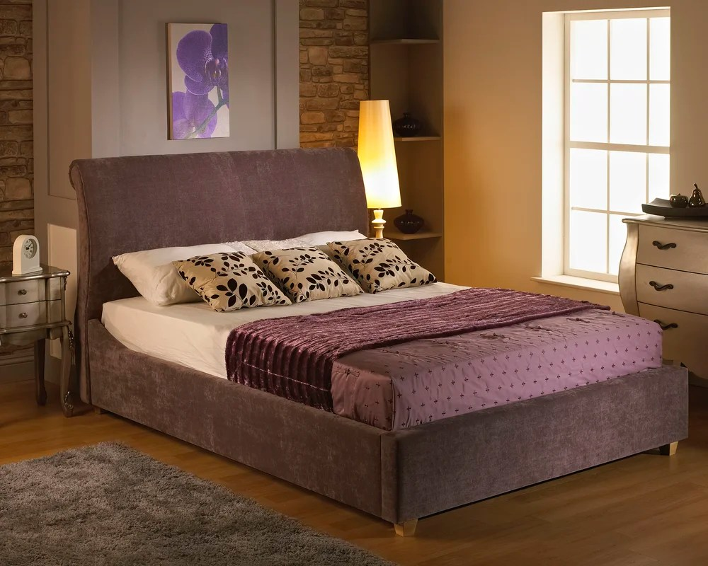 Home Etc Peru Upholstered Storage Bed & Reviews