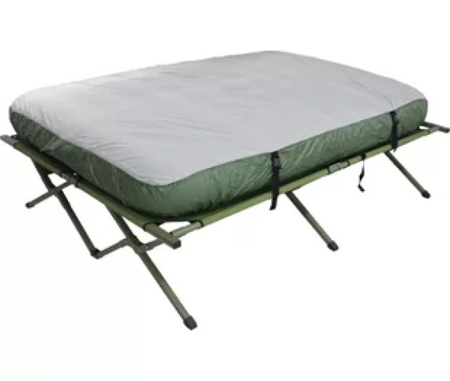 Forest Double Camp Bed Cot
