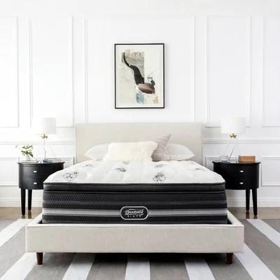 Beautyrest Black Sonya 18 Firm Pillow Top Innerspring Mattress