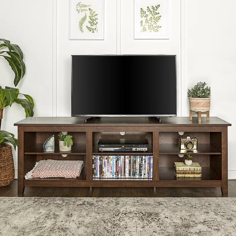 Sunbury 70 TV Stand With Optional Fireplace Amp Reviews