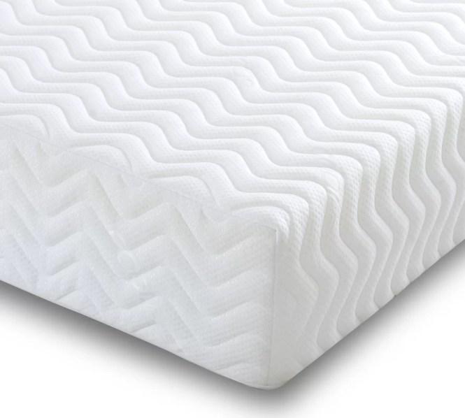7 Zone Comfort Memory Foam Mattress
