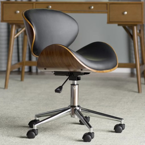 Langley Street Olmstead Desk Chair   Reviews   Wayfair Olmstead Desk Chair