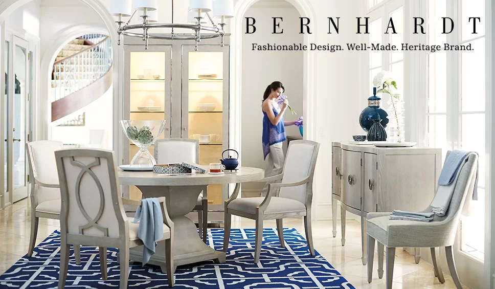 Bernhardt   Wayfair For over 129 years  Bernhardt has been synonymous with fashionable   well made furniture  Explore the potential of casual  chic living with  pieces that make