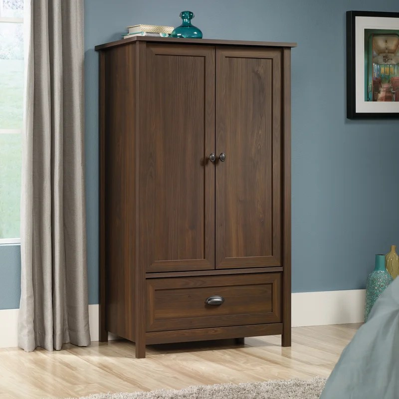 Darby Home Co Coombs Armoire Amp Reviews Wayfair
