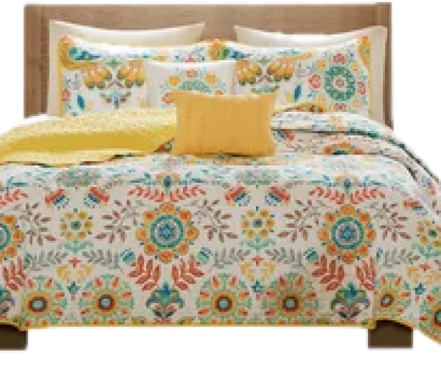 Dorm Quilt Coverlet Sets