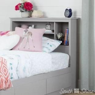 tete de lit bibliotheque simple reevo