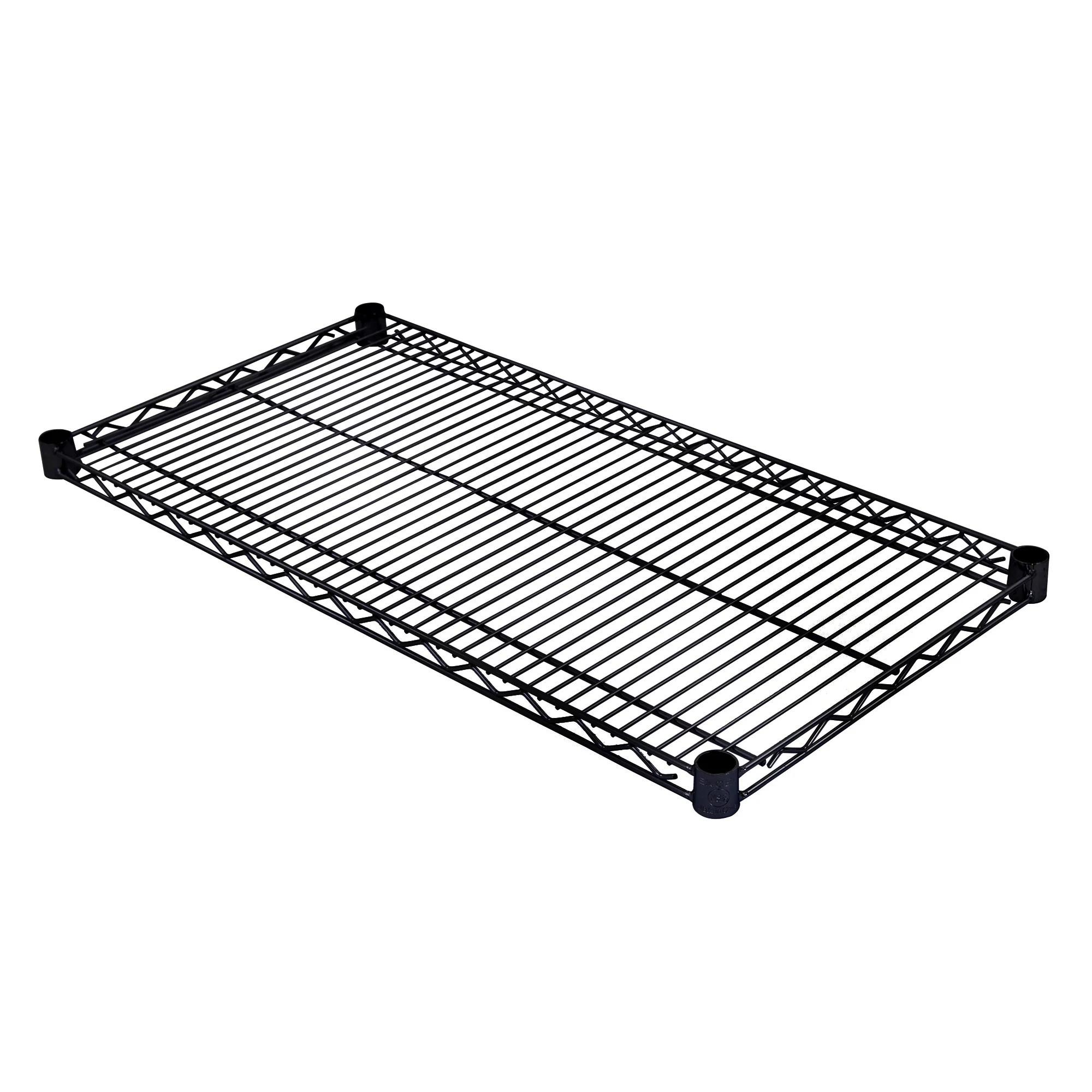 Excel Four Shelf Es Wire Shelving Unit Amp Reviews