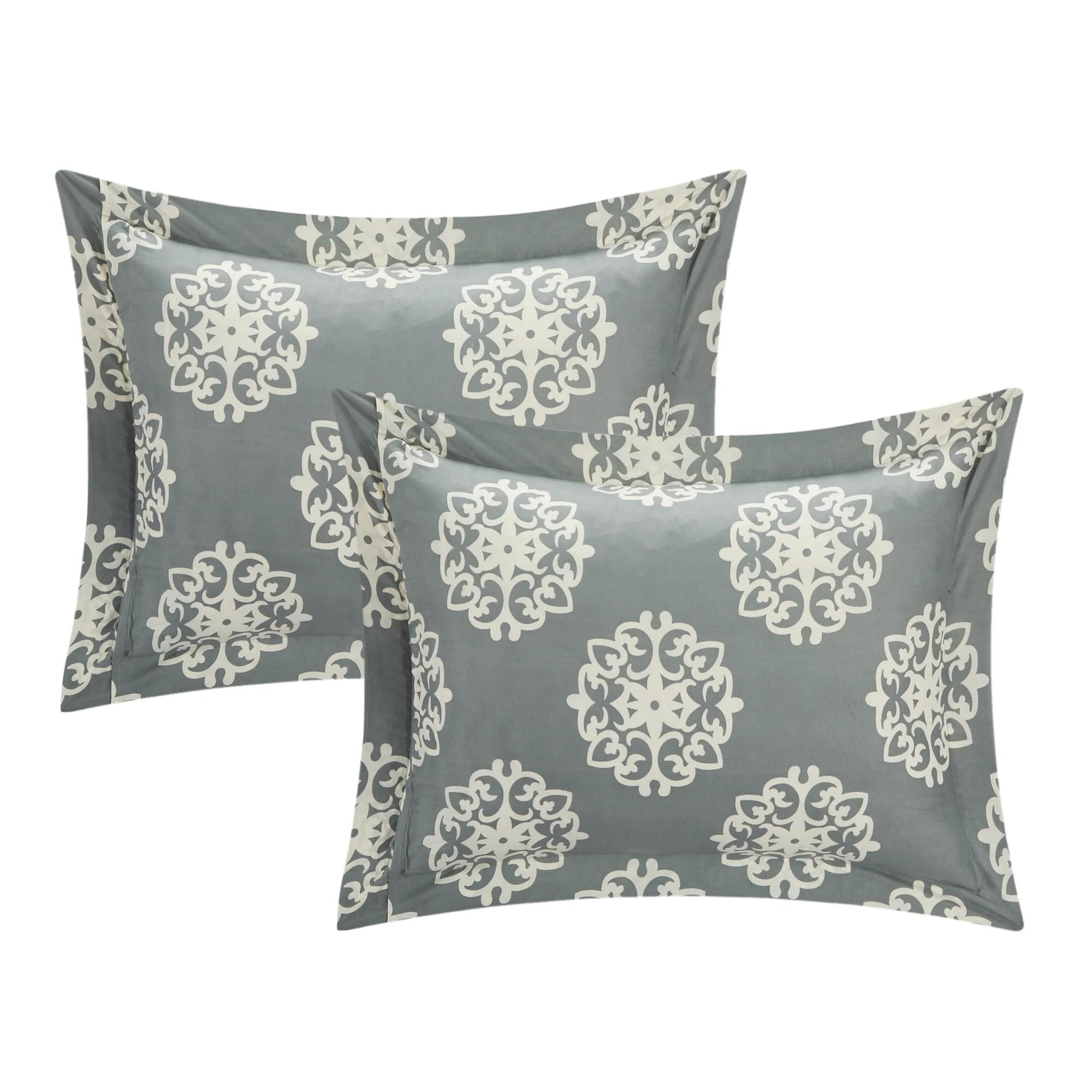 Chic Home Jerome Boho Inspired Reversible Duvet Cover Set