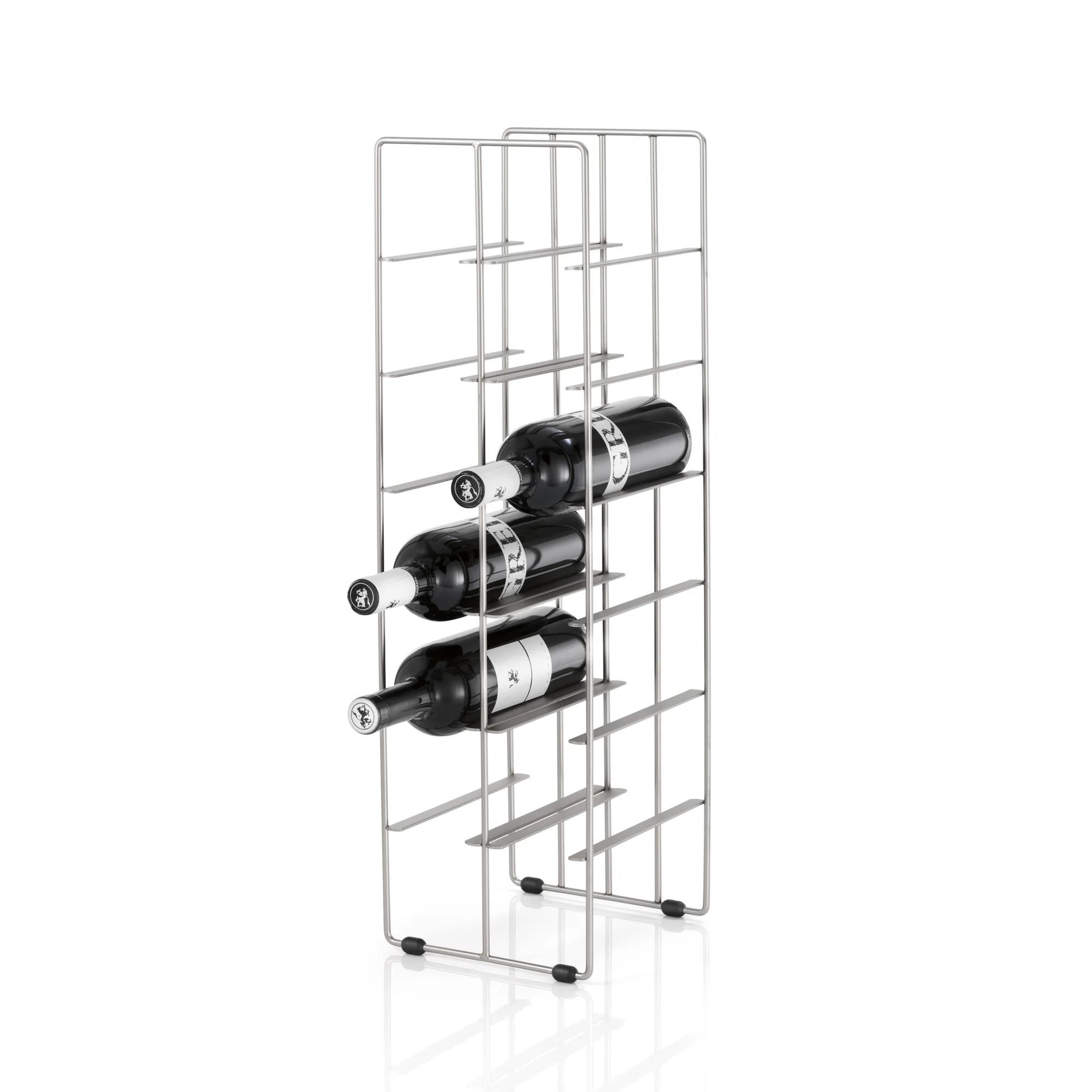 Blomus Pilare 12 Bottle Wine Rack Amp Reviews
