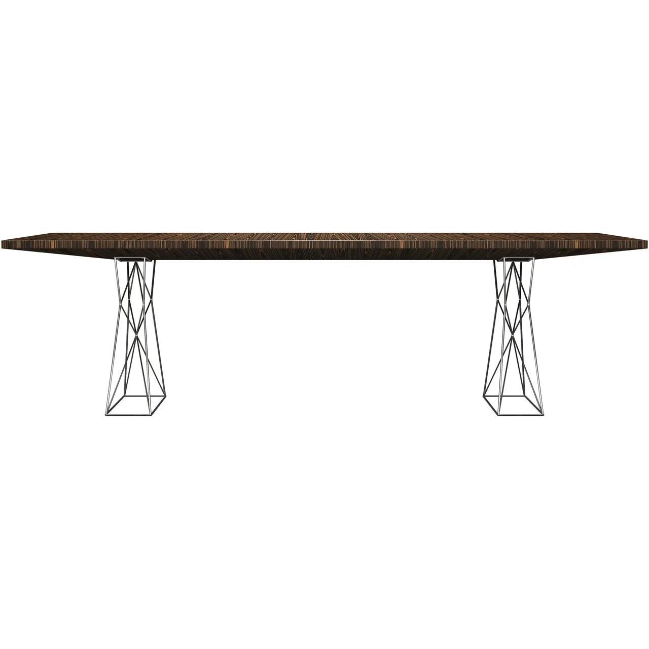 Modloft Curzon Dining Table Amp Reviews