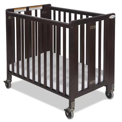 Foundations Hideaway Convertible Crib With Mattress Reviews Wayfair