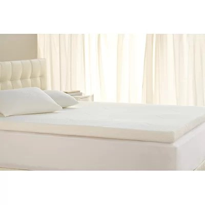 Tempur Pedic Supreme 3 Mattress Topper Reviews Wayfair