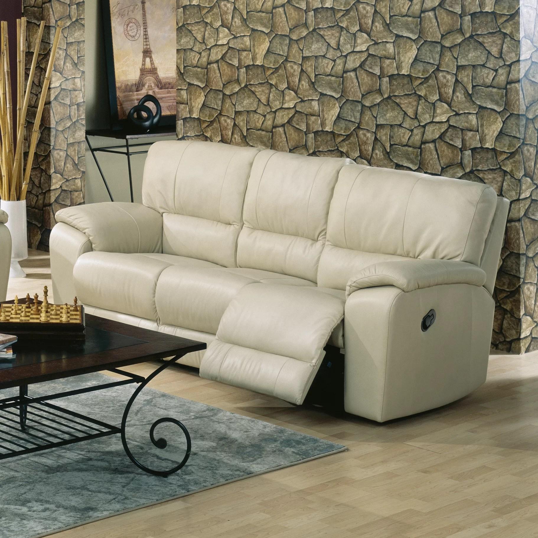 palliser furniture shields reclining sofa reviews wayfair