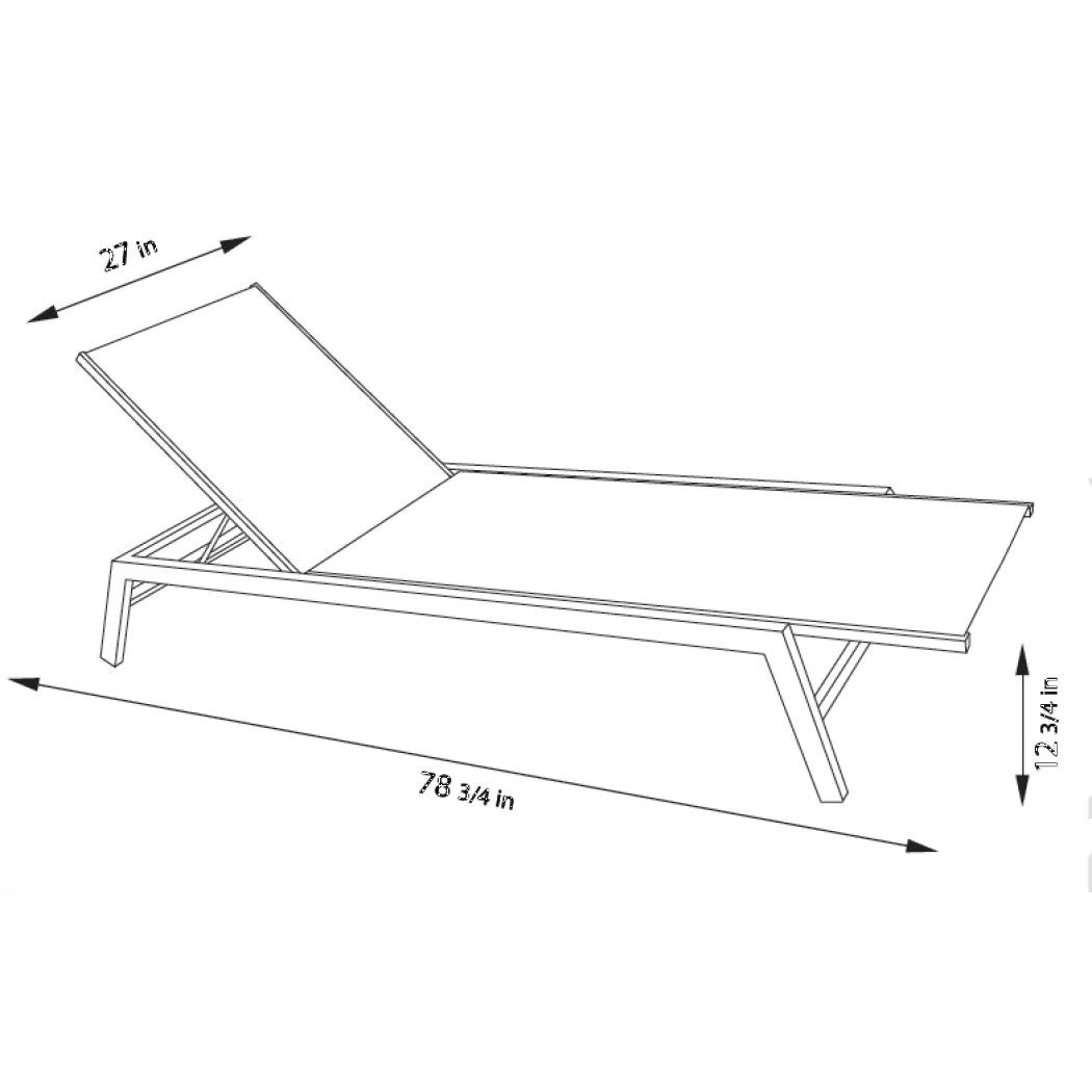 Outdoor Chaise Lounge Amp Reviews