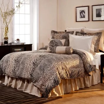 Pointehaven Urban Safari Duvet Set Amp Reviews Wayfair