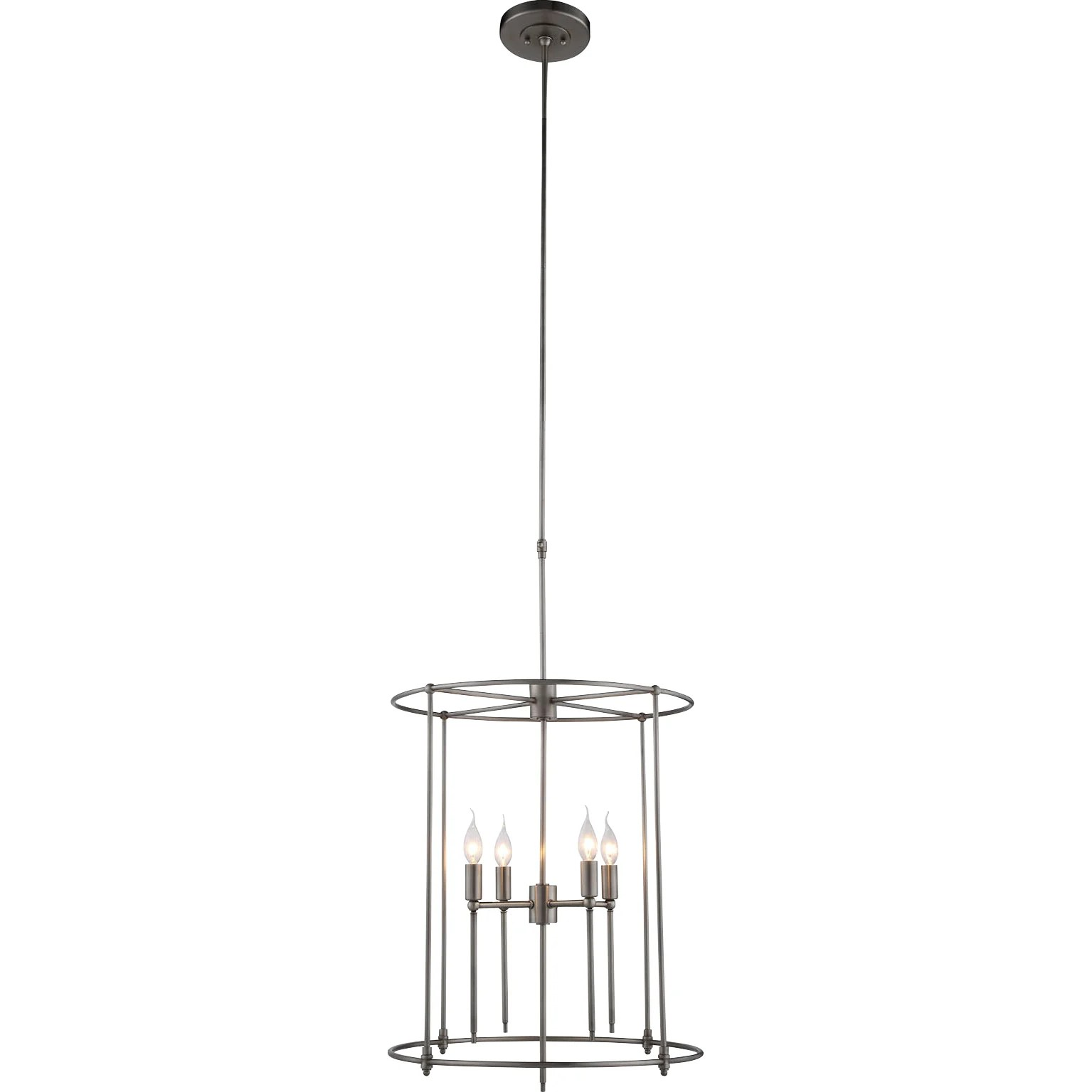 Elegant Lighting Eaton 4 Light Mini Pendant Amp Reviews
