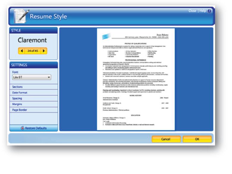 resumemakerprofessional 17 0 write a better resume get a