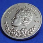 Houdini's Collector Coin