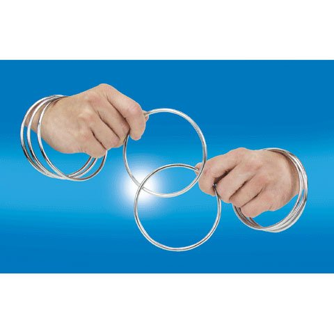 Chinese Linking Rings Adams (used)