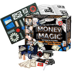 Ultimate Money Magic with DVD