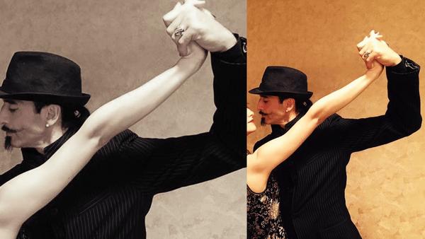 Sunday Morning Life Drawing Argentine Tango Dancer TALデッサン會 アルゼンチン人男性タンゴダンサー 1/2   Meetup