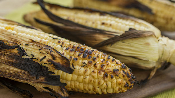 Corn on the Cob from Edelweiss Snacks