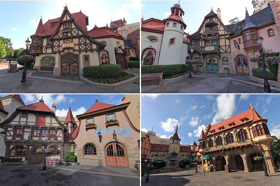 A World Showcase of Unforgettable Shopping at Epcot – Germany Pavilion