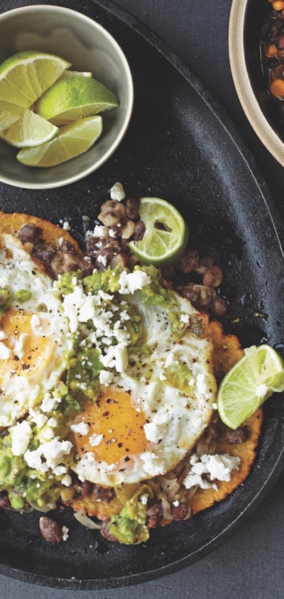 Huevos Rancheros by Celebrity Chef Geoffrey Zakarian