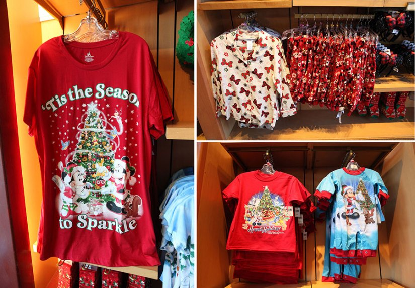 Add Some Holiday Magic to Your Wardrobe with Festival Apparel from Disney Parks