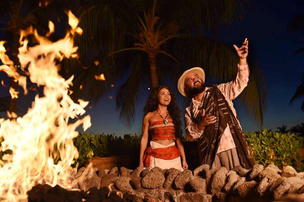 New 'Moana' Experiences at Aulani, a Disney Resort & Spa