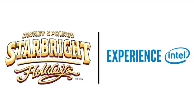 """""""Starbright Holidays - An Intel Collaboration"""" at Disney Springs"""
