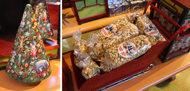Favorite Holiday-Themed Products in 2016 from Disney Parks