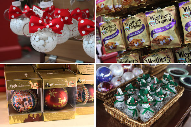 Celebrate the Season with Commemorative Products for Holidays Around the World at Epcot