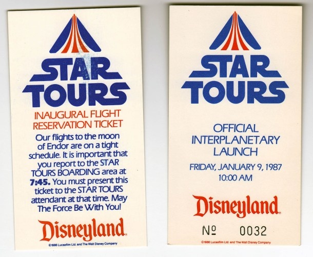 Star Tours at 30: Celebrating Three Decades of Star Wars at Disney Parks