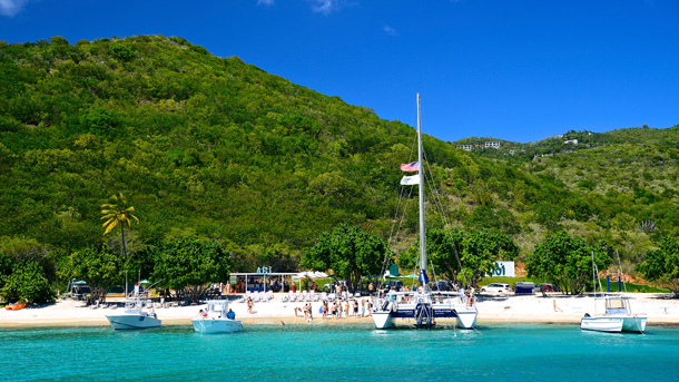 Soak Up the Sun in St. Thomas with Disney Cruise Line