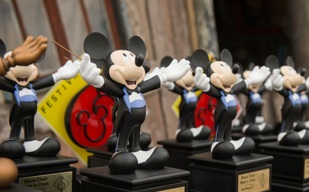 Festival Disney Creates Musical Magic for Schools Nationwide