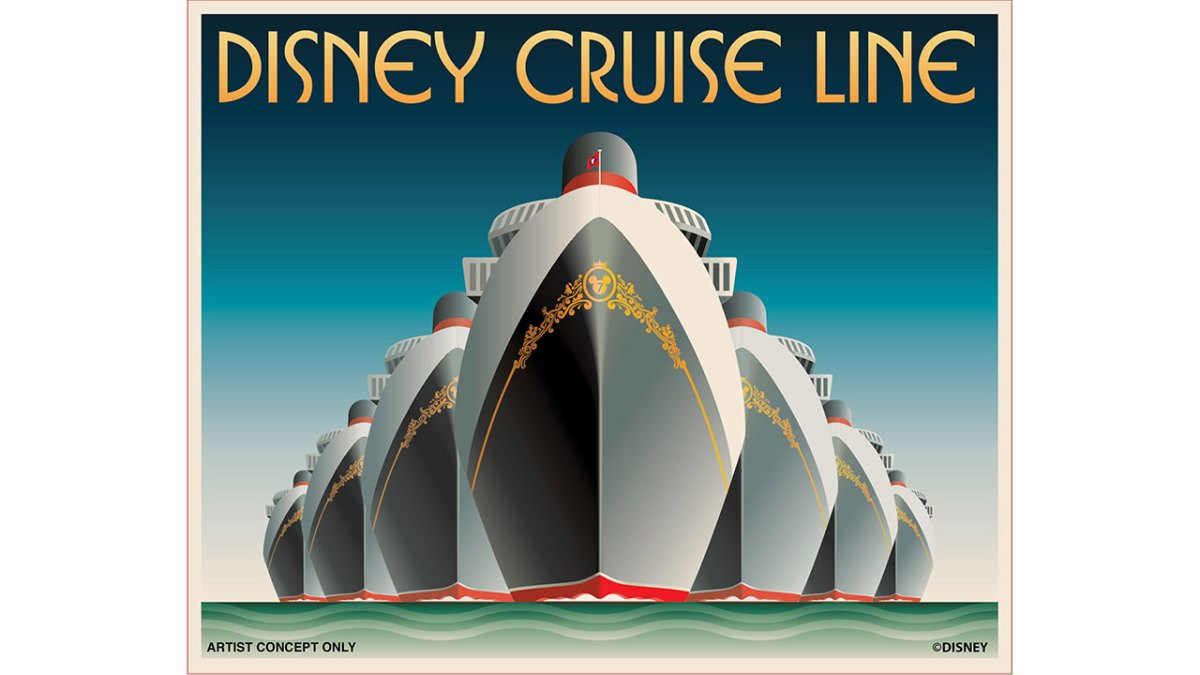 Content owned by Disney - Fifth ship announced to join the Disney Cruise Line fleet