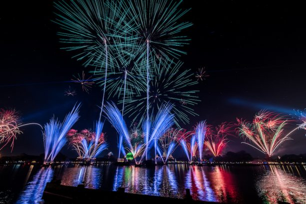Where To Watch New Year s Eve Fireworks at Walt Disney World Resort     Epcot  New Year s Countdown Fireworks